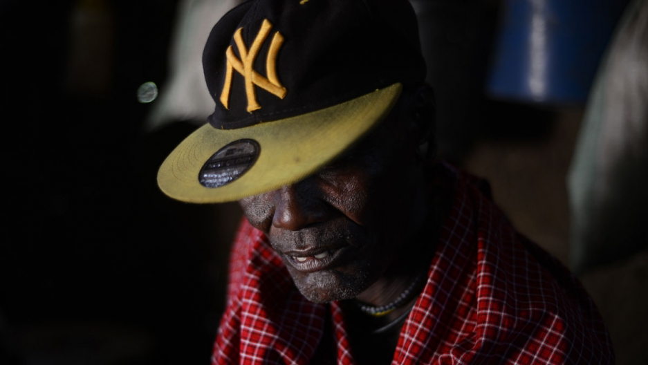 """In Tanzania, it is as if we don't exist,"" says Salumu Kundaya Kidomwita, a Barabaig cattle herder whose name translates to ""Warthog."" At the age of 60, Kidomwita is facing his second eviction in the last decade. After being pushed out of his home by a ri"