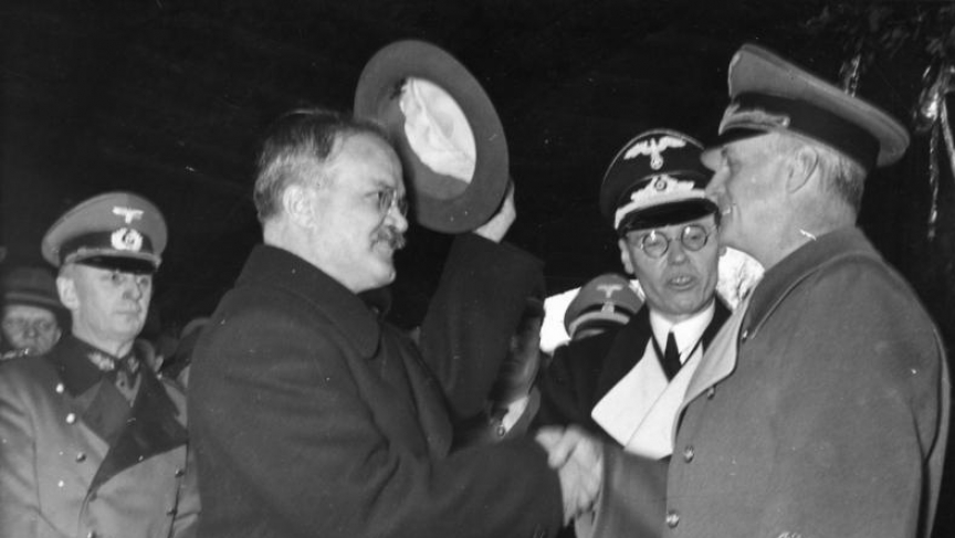The pact between Hitler and Stalin that paved the way for ...