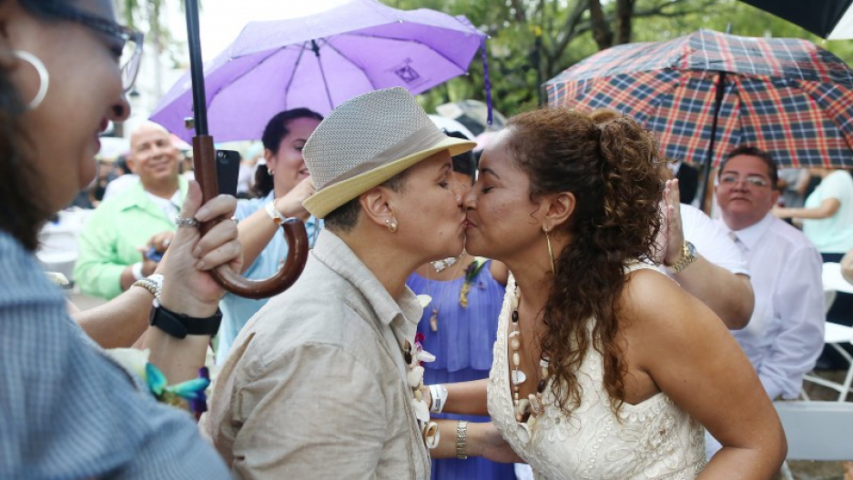 Puerto Rico gay marriage 1