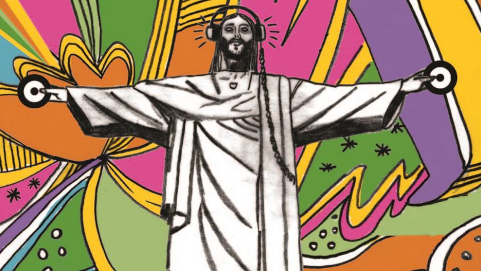 Cover Art For The Brasileiro Treasure Box Of Funk And Soul