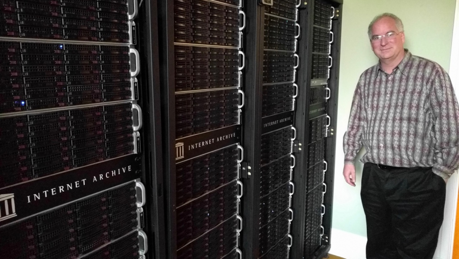 Internet Archive and its founder Brewster Kahle aims to fight
