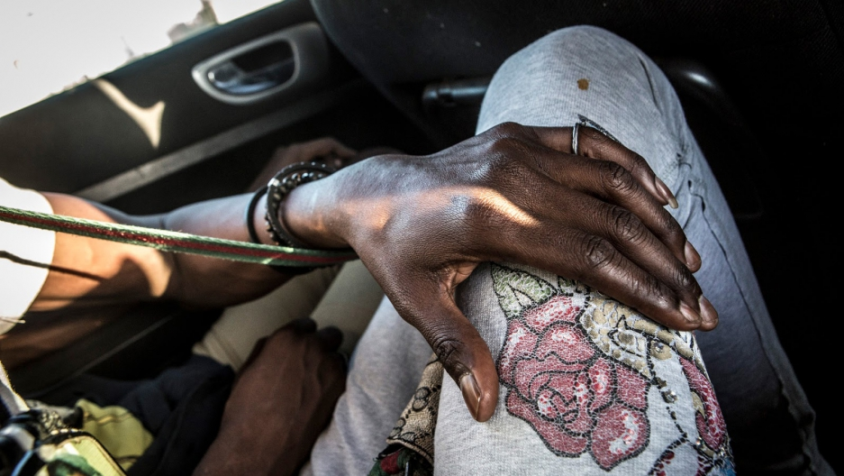 "Lesbians in Senegal are left out of the gay rights movement organized around HIV prevention and treatment. And they're also left out of the women's movement: ""Some women's groups ... don't want to have anything to do with gay women,"" says Ndeye Kebe."