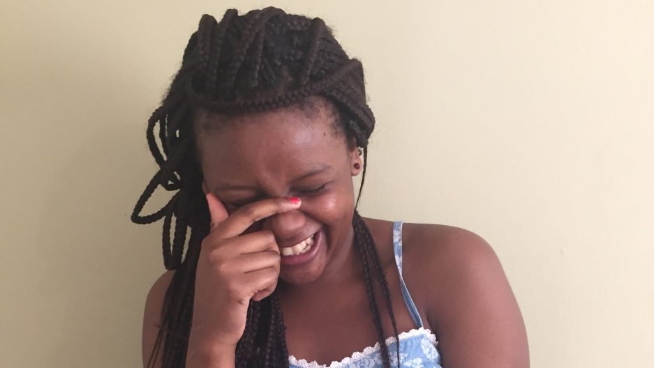 Diana Matumba would like to go to graduate school, but she's under enormous pressure to get a good job now to support her extended family. They helped pay for her college tuition, so she owes them.