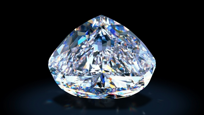 Meet The Man Who Counterfeits The World S Most Famous Diamonds Legally Public Radio