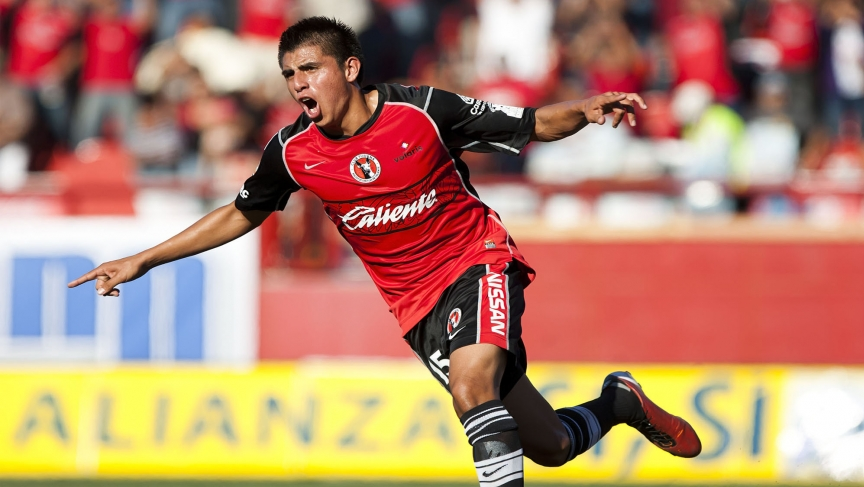 Joe Corona, 23 years old and Mexican-American, is one of the star players for the Xolos, a professional soccer team based in Tijuana, Mexico. The team is actively recruiting top soccer players from the US, and now other Mexican soccer clubs are following