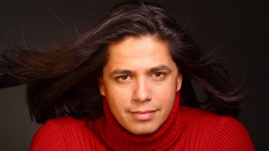 """Christian Ray Flores became a rock star in post-Soviet Russia in the '90s: """"No one knew exactly how to make music like that but I did because I grew up overseas."""""""