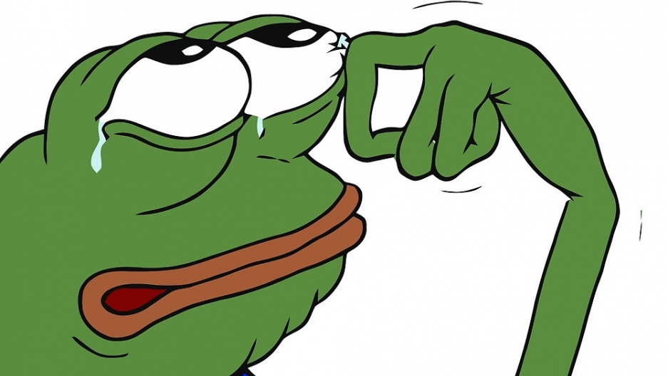 Crying Frog Meme 06?itok=C6Gzzp9I pepe the frog's creator is really annoyed with the anti defamation