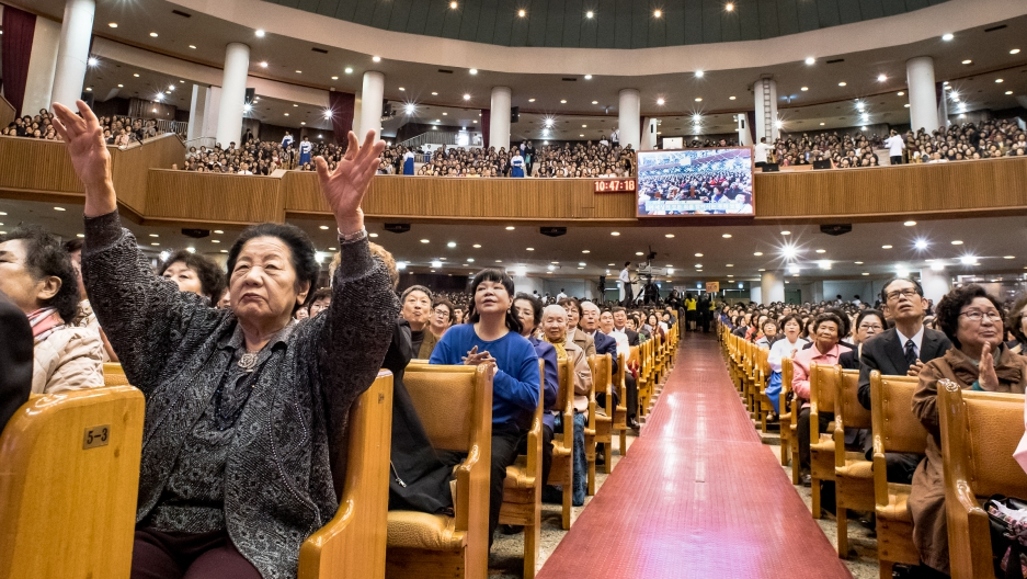 Yoido Full Gospel Church began in 1958 and grew by serving poor and working class South Koreans who moved to the capital city of Seoul. Today, it's largest megachurch in the world.