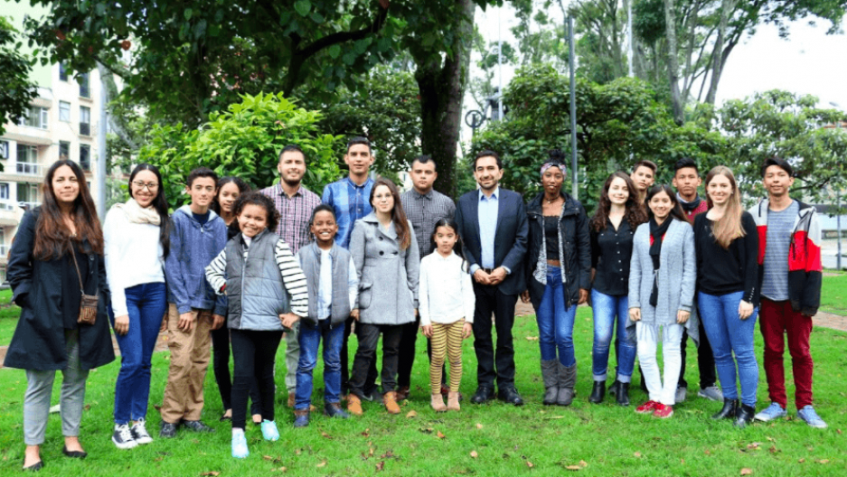 The 25 youth plaintiffs represent 17 cities in Colombia, including four within the Amazon rainforest.
