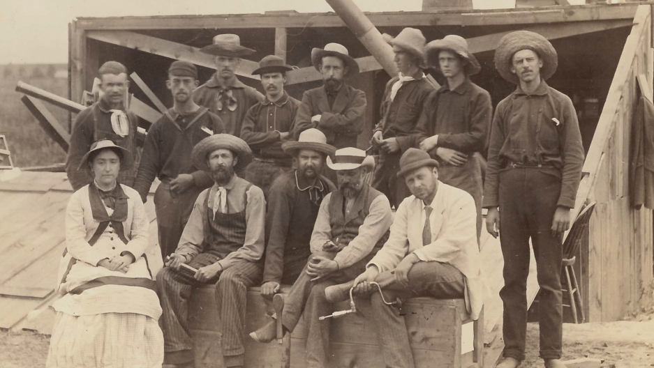 An 1878 eclipse visible in the American West inspired scientists ...