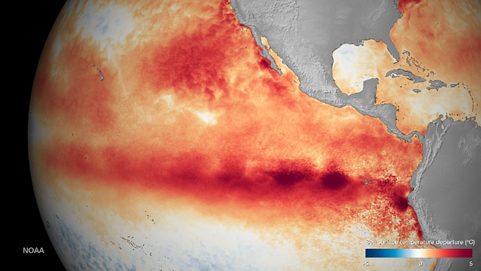 El Niño from NOAA