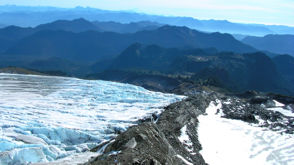 Easton Glacier, Mount Baker