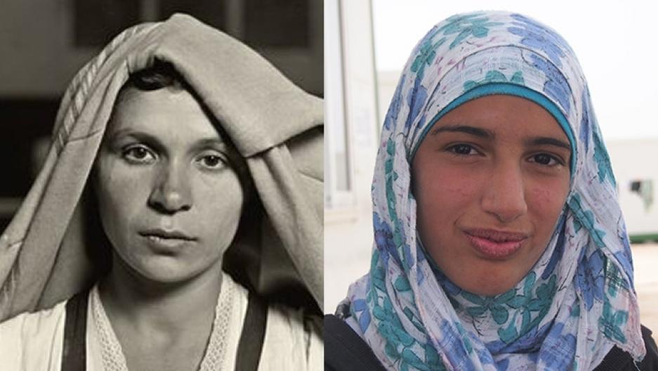 2 arab girls vs 1 lucky men zouj 97ab w nyak dz - 5 4