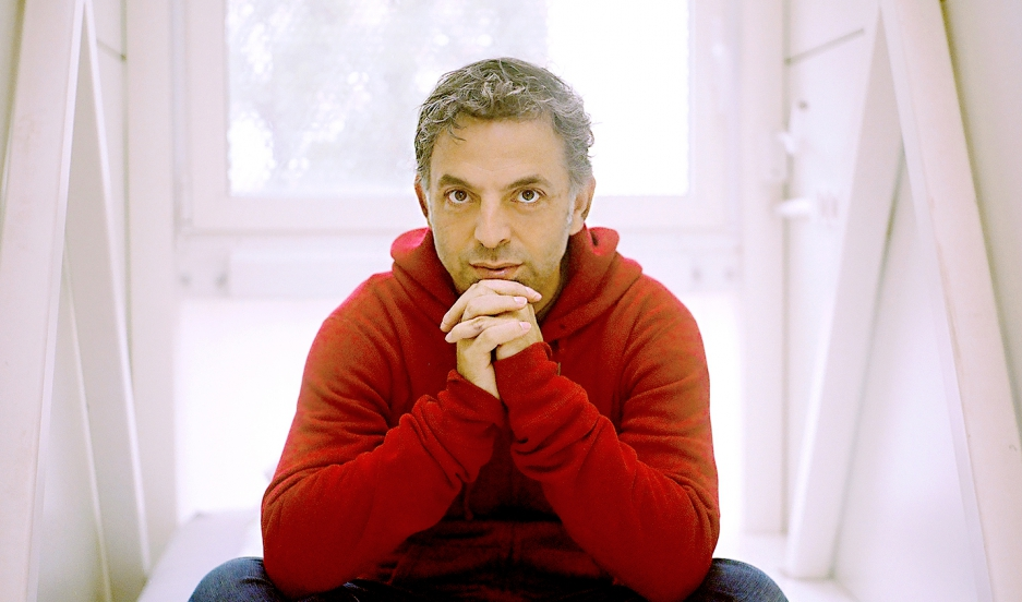 "Etgar Keret's new memoir is ""The Seven Good Years."""