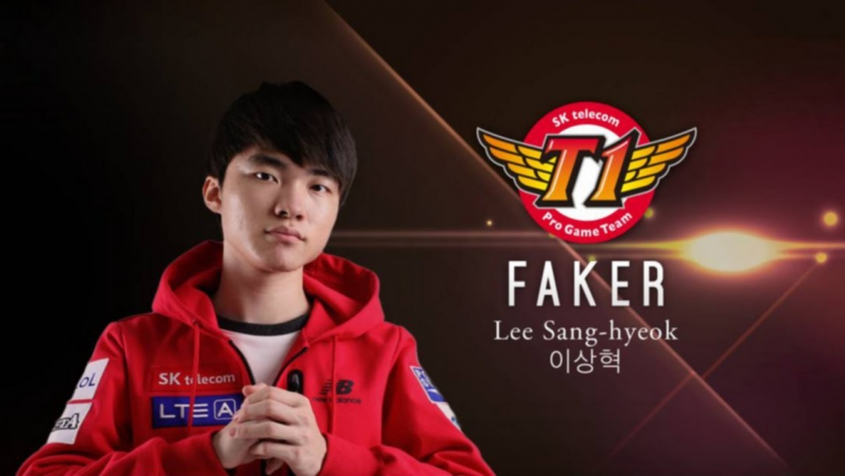 "Professional video game player Lee Sang-hyeok is already a legend in the game, ""League of Legends."""