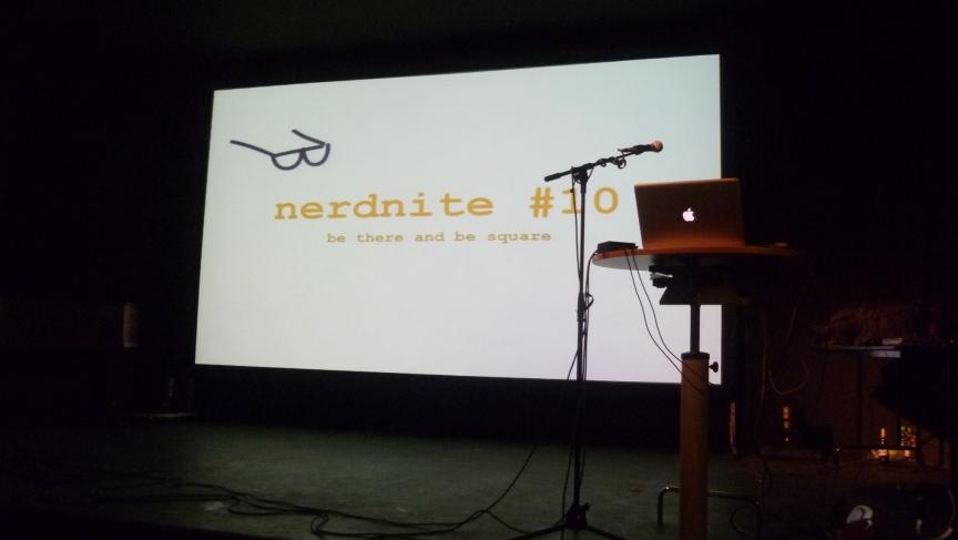 Berlin: Nerd Nite #10