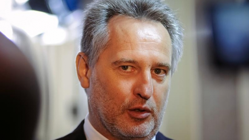 Dmytro Firtash, one of Ukraine's richest men, is seen in Kiev May 18, 2010.