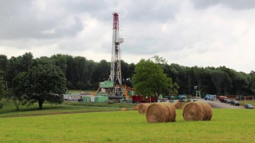 Fracking in PA