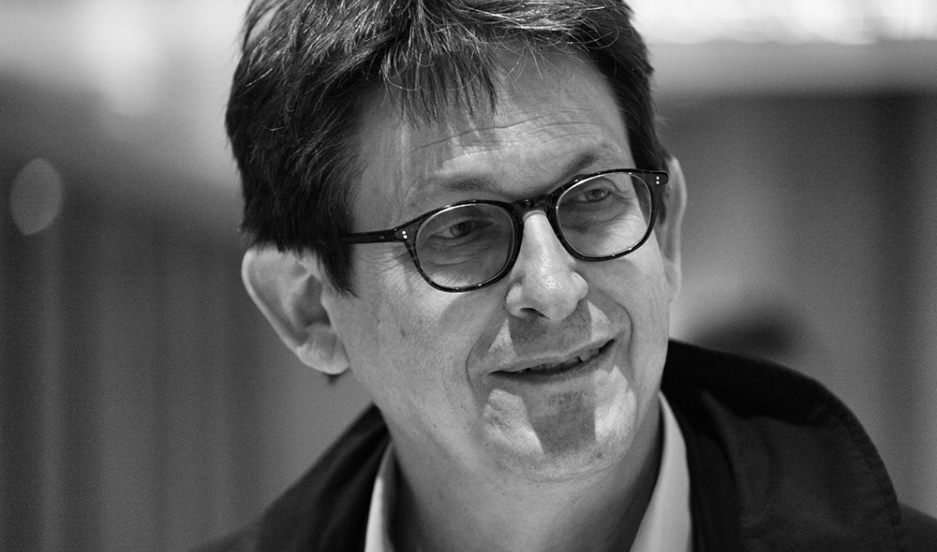 Alan Rusbridger, editor-in-chief of The Guardian newspaper, pictured at the International Journalism Festival in 2014. Rusbridger will step down in the summer of 2015.