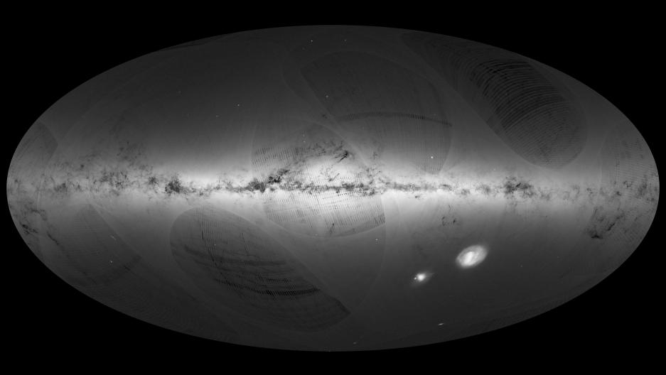 Gaia - Milky Way