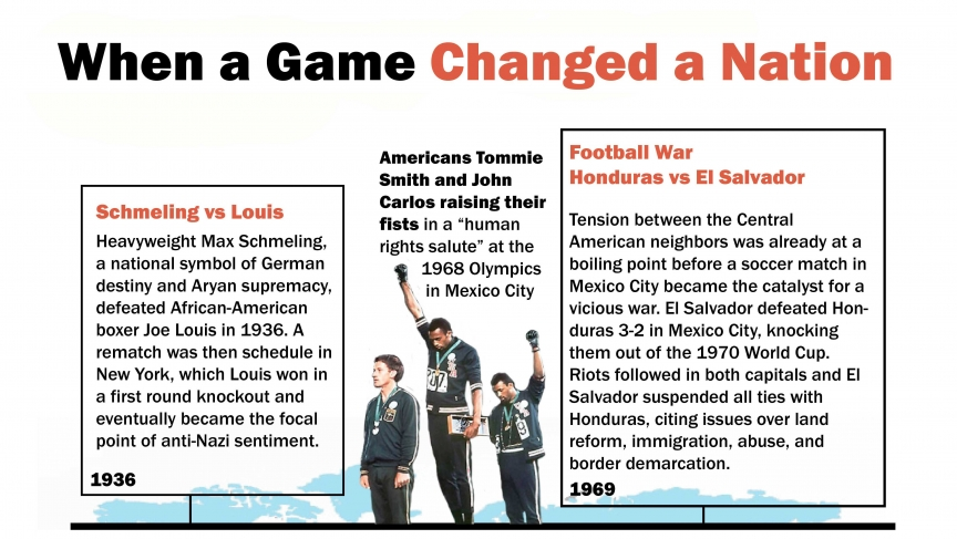 When a Game Changed a Nation