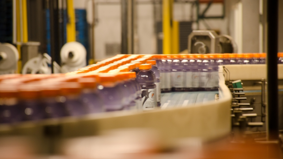 Through water-conservation strategies, PepsiCo is now saving $1.5 million annually at its Gatorade processing facility in Tolleson, AZ, and using 24 percent less water in the water-scarce Southwest.