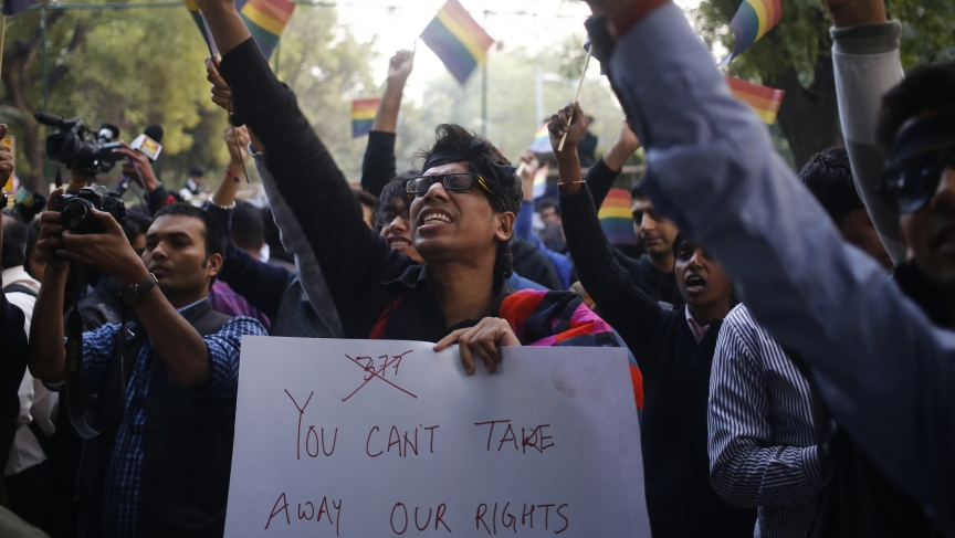 essay on gay rights in india Same-sex marriage: a historical introduction within the already controversial realm of gay rights, one of the most controversial topics is same-sex marriage.