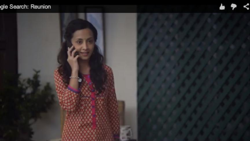 Emotion-laden Google Reunion ad on 1947 India Pakistan