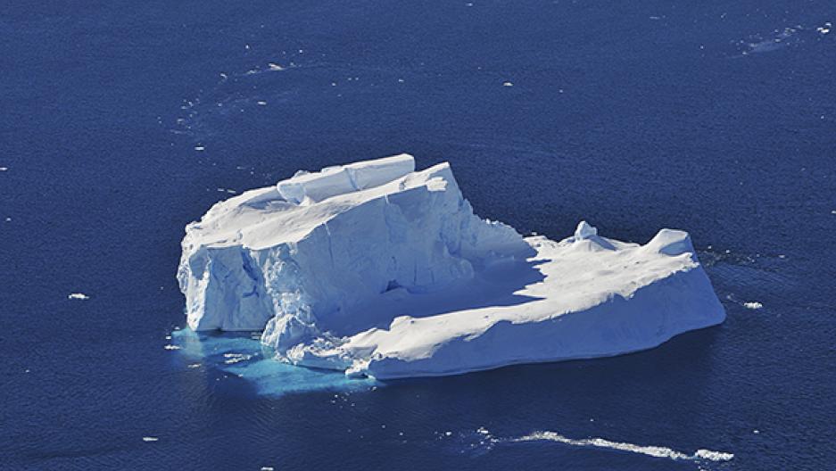 Western Antarctic ice sheet