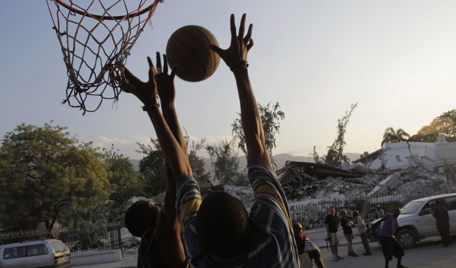 Meet Jim Bostic, the Rucker Park legend helping to build a