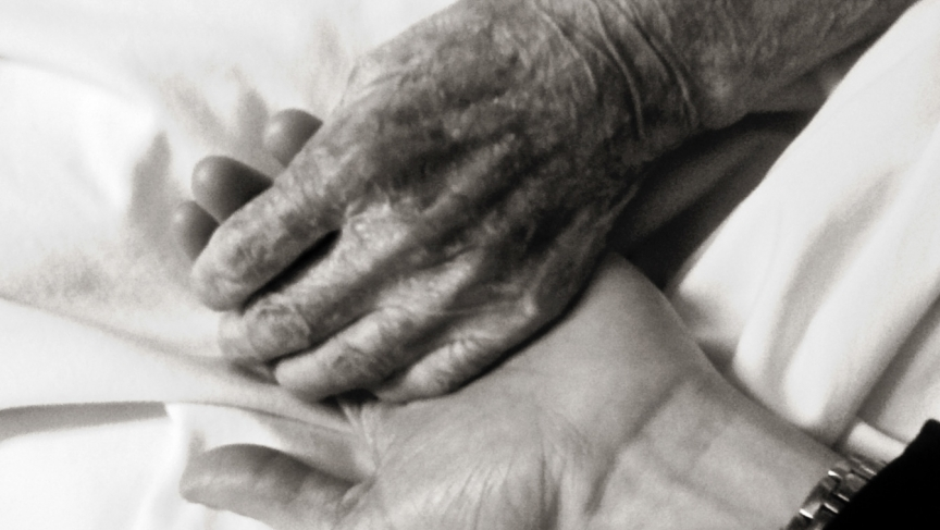 Hospice hands
