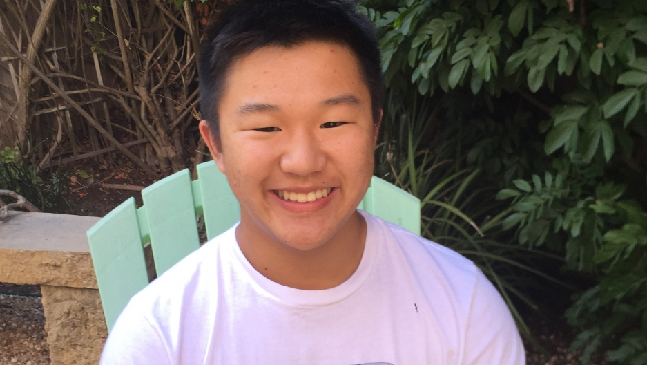 16 year old high school student Jason Fong blogs at Jason Fong Writes and tweets using the hashtag #MyAsianAmericanStory