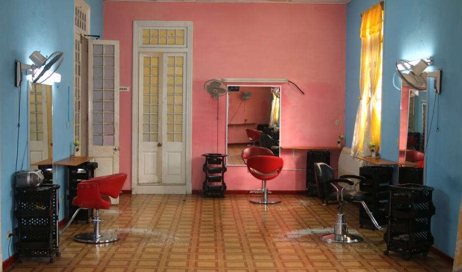 The Bella ll Health and Beauty Institute, a beauty salon in Havana