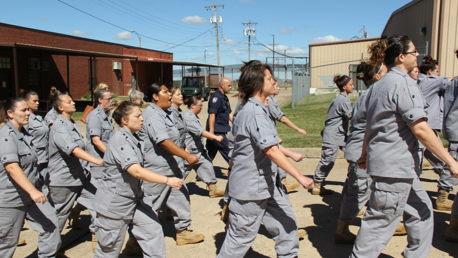 Why Oklahoma's female incarceration rate is so high