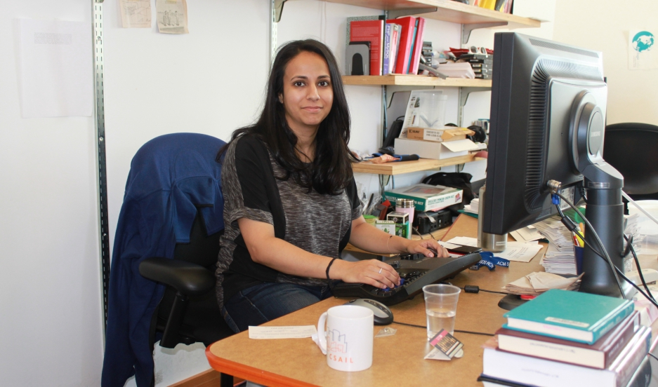 Neha Narula just finished her PhD at MIT. She says early mentoring was essential to her career in computer science.
