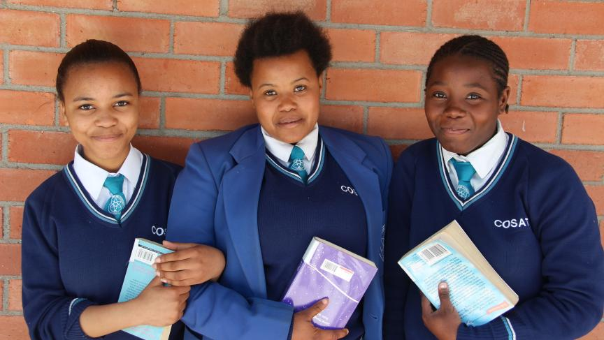 These South African Girls Are Inspired By Malala, Even -2670