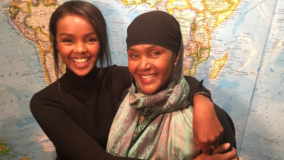 Ilwad Elman and her mother Fartuun Adan created the Elman Peace and Human Rights Center in Mogadishu.