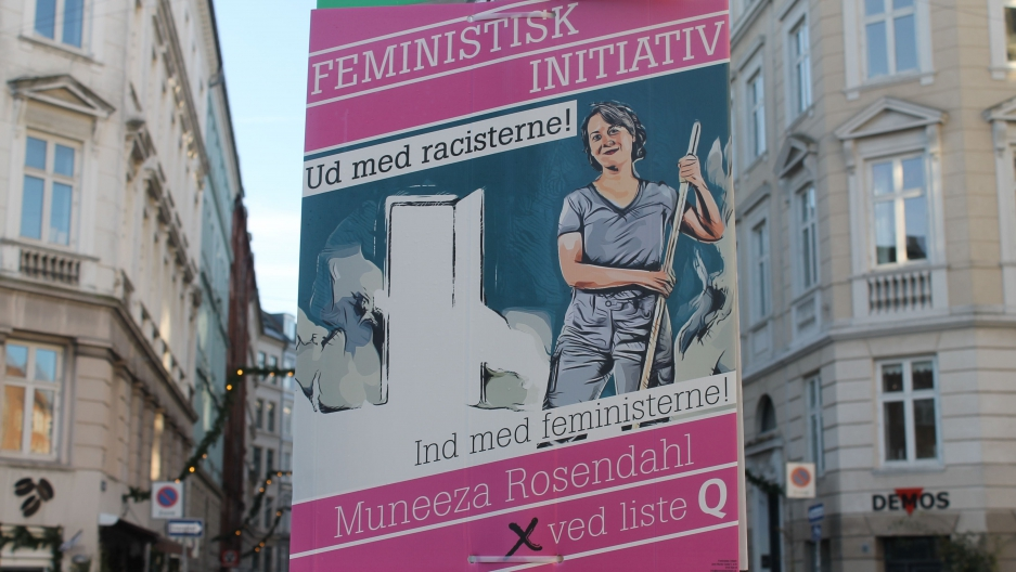 Denmark's new feminist party declares, 'Out with the ...