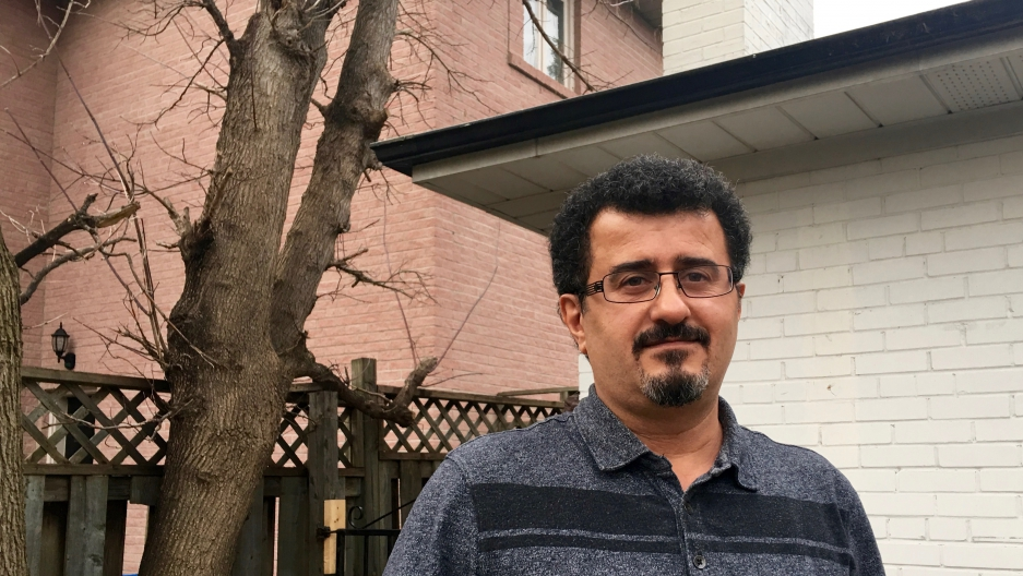 Shahram Rafizadeh was arrested, jailed and tortured after exposing human rights abuses in Iran during the late 1990s.