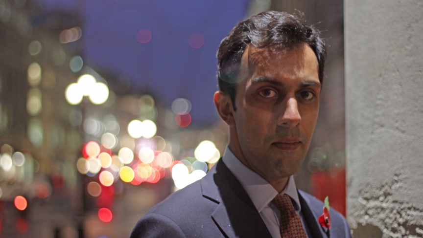 Waleed Ghani has announced he'll run for election in his south London district. He's officially registered with the Electoral Commission as the Whig Party candidate.