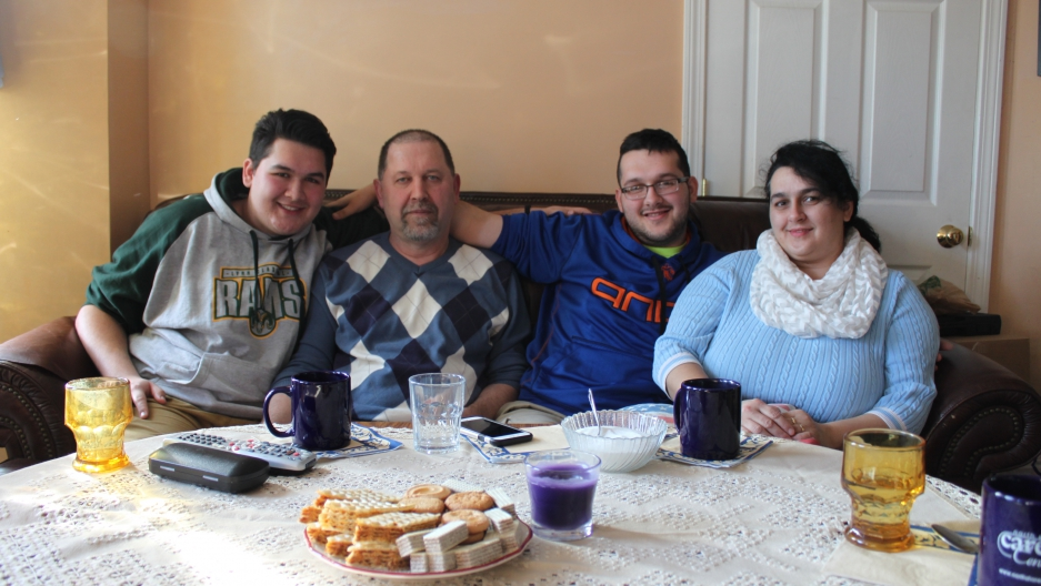 The Stipanovic family
