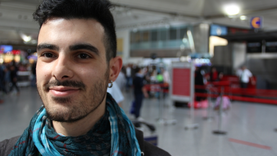 Subhi Nahas is a gay refugee from the Syrian city of Idlib.