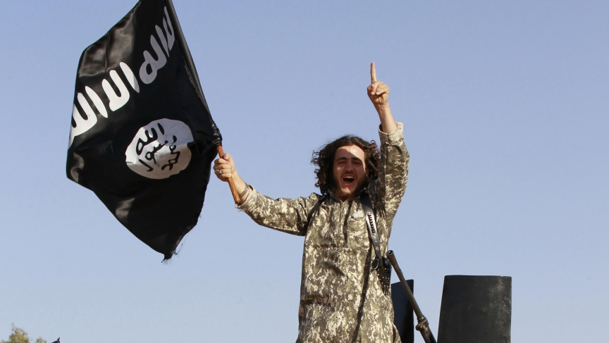 Isis Also Known As The Islamic State Has Adopted A Hand Gesture Of