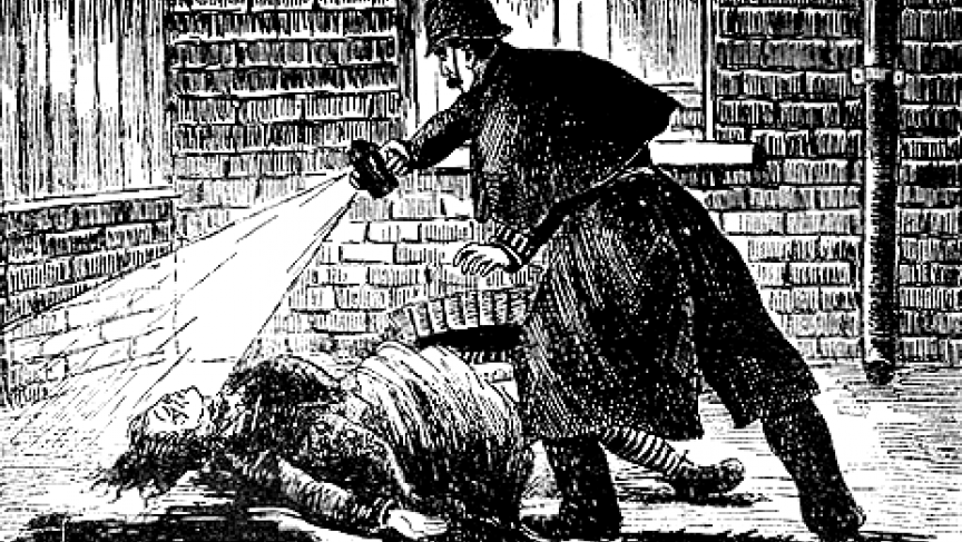 Image result for jack the ripper
