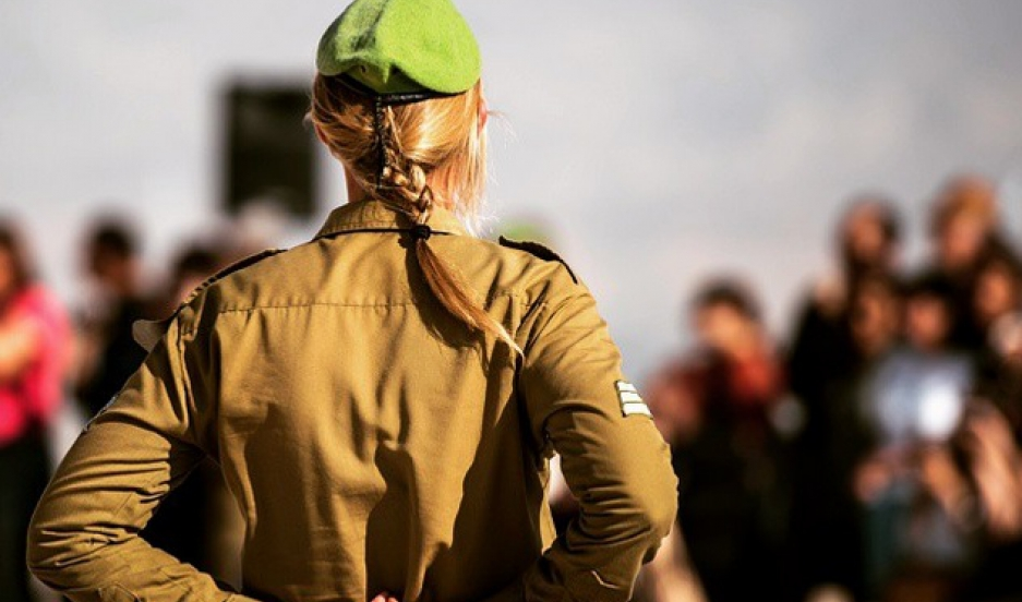 Rates of eating disorders for women in the IDF have skyrocketed in the past decade.