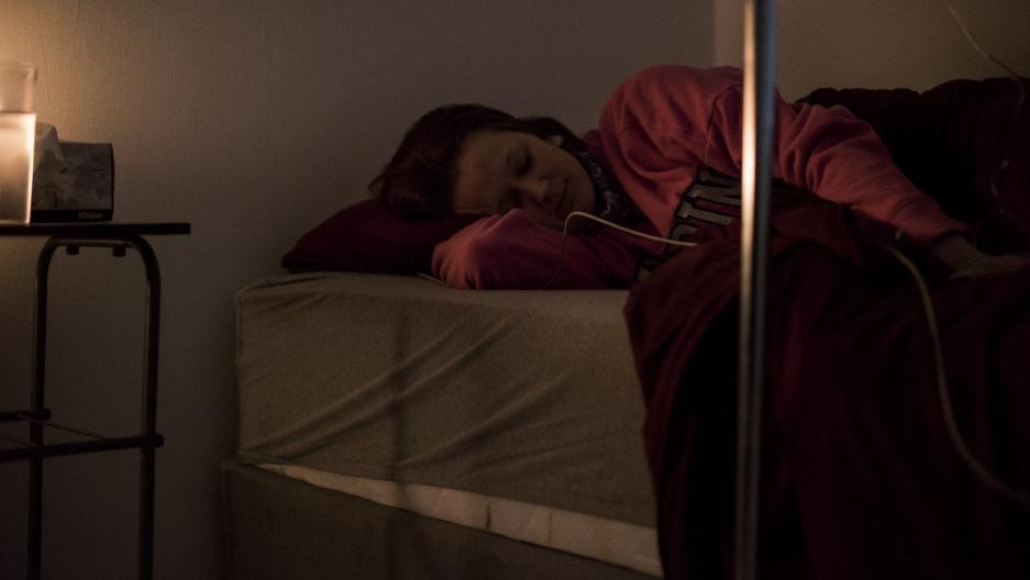 Emily Albert begins her 36-hour Ibogaine treatment at The Ibogaine Institute