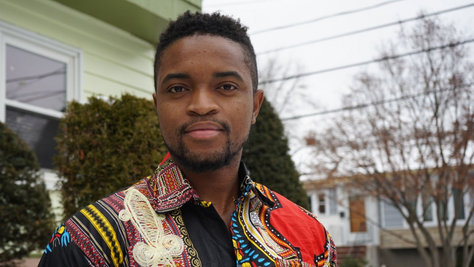 Jefferson Krua fled Liberia as a refugee at age 5, and eventually settled in Boston, MA. Recently, he's moved back to Liberia to help with re-building the country's infrastructure.