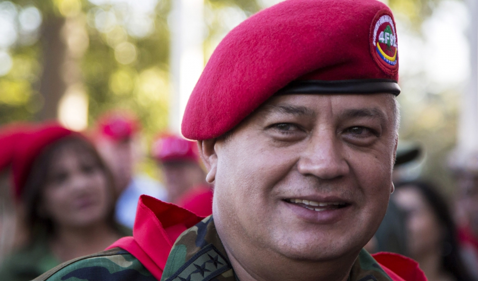 "Diosdado Cabello, the head of Venezuela's National Assembly, is ""White House Spokesman Jim Luers"" biggest defender. ""Jim Luers"" was quoted exonerating Cabello after The Wall Street Journal and other outlets reported that Cabello was under investigation fo"