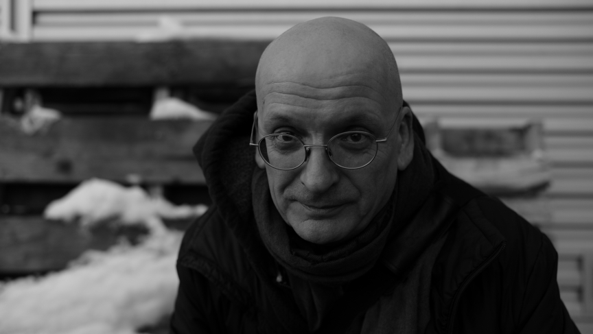 Roddy Doyle, author of The Guts