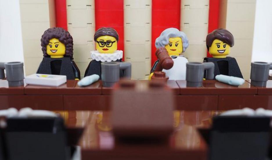 Legal justice team
